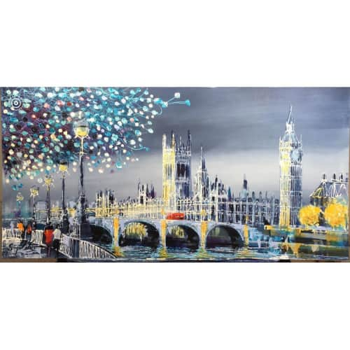 Simon Wright - Paintings and Art