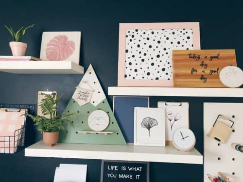 Spilled Milk Designs - Art and Wall Hangings
