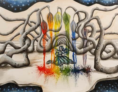 Joset Medina - Murals and Paintings