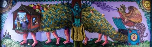 Danaé Brissonnet - Street Murals and Public Art