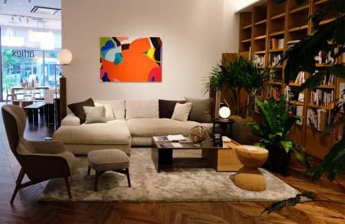 Kotaro Machiyama - Paintings and Art