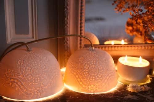 Myriam AÏT AMAR - Pendants and Lighting