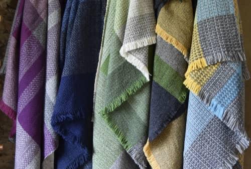 Rhian Wyman Design - Linens & Bedding and Rugs & Textiles