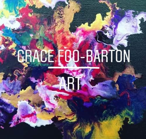 Grace Foo-Barton - Paintings and Art