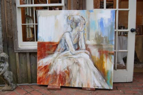 Bonnie Beauchamp Cooke - Paintings and Art