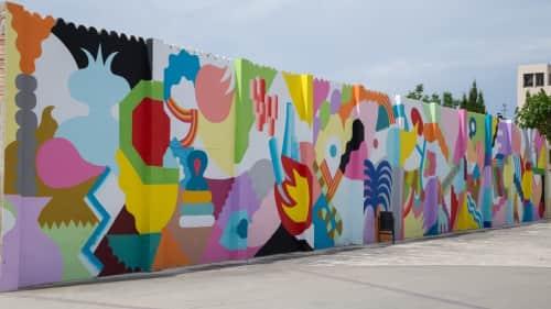 Zosen - Murals and Street Murals