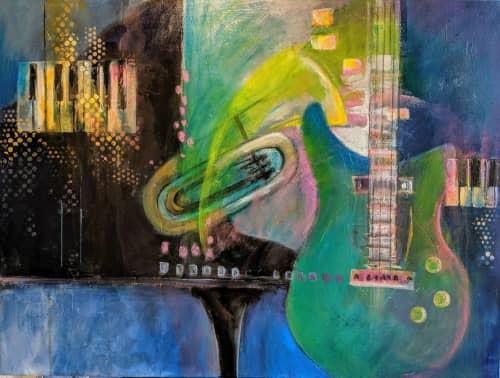 Jillian Goldberg - Paintings and Art