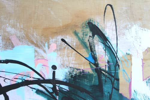 Marcus Aitken - Paintings and Art Curation