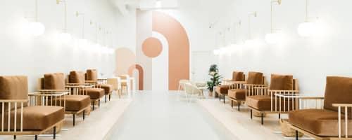 Betty Larkin - Murals and Interior Design