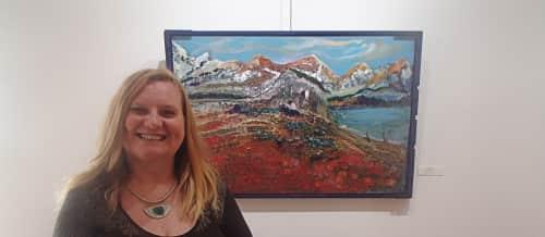 Karen Colville Artist Designer - Art and Renovation