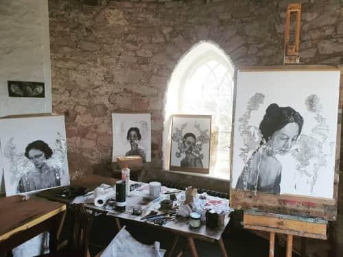Gill Walton - Paintings and Art