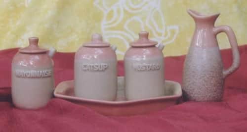 Lanelle Abueva-Fernando - Cups and Tableware