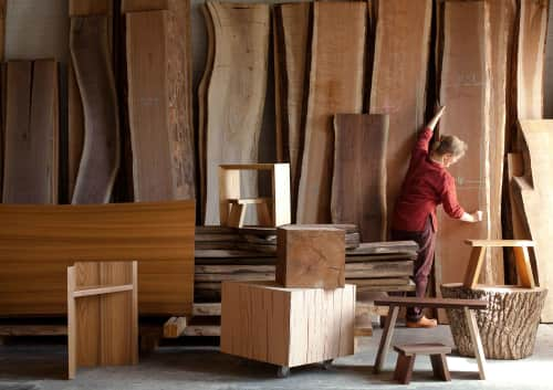Wickham Solid Wood Studio - Furniture and Tables