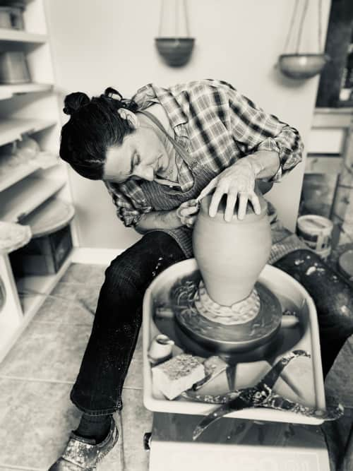 Little Creek Pottery Studio - Cups and Tableware