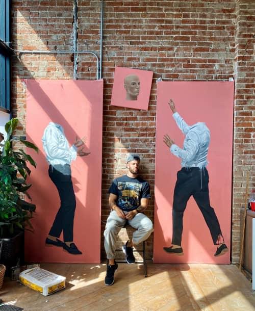 Sage Barnes - Paintings and Art