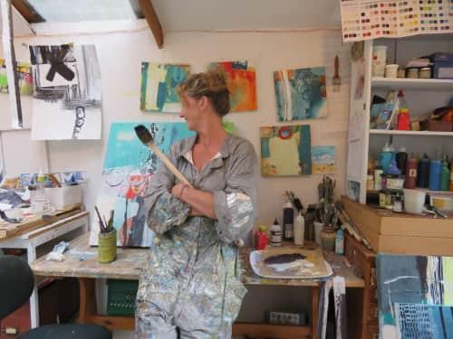 Karen Stamper - Art Curation and Renovation