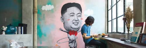 HIN - Murals and Art