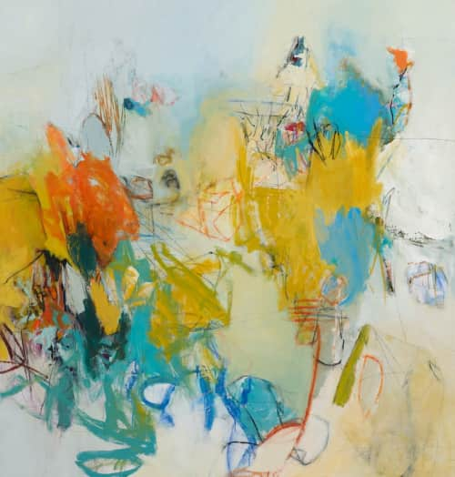 Zona Wainwright - Paintings and Art