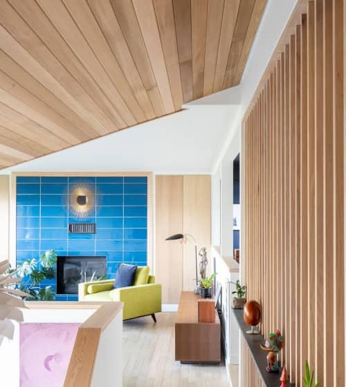 Saito and Gasparick Remodel - Interior Design and Renovation