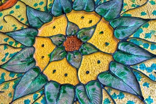 Carlos Alves & JC Studios - Public Mosaics and Public Art