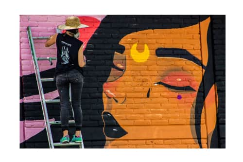 Vera Primavera - Murals and Street Murals