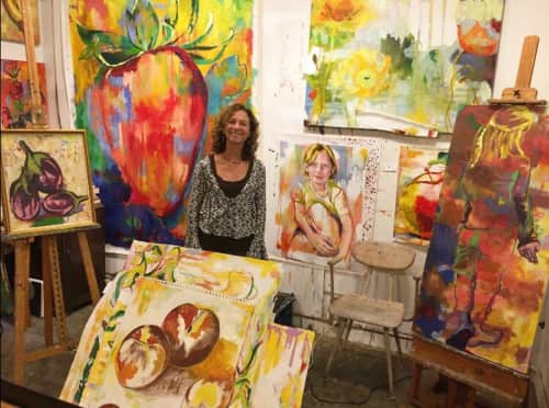 Margaret Zox Brown - Paintings and Art