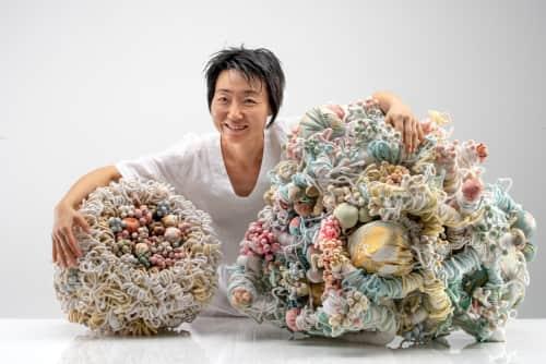 Hiromi tango - Sculptures and Art