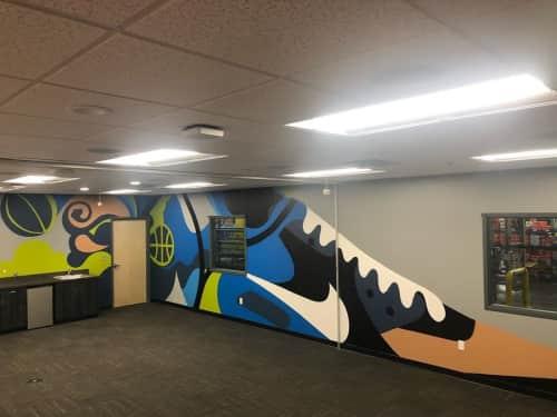 Nosey42 - Murals and Art