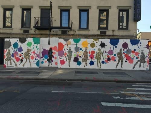 The DRiF - Street Murals and Murals