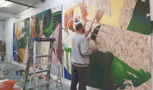 Ankhone - Murals and Interior Design