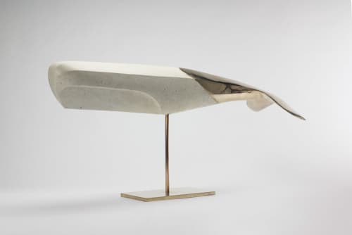 Brandon Mike - Tables and Sculptures
