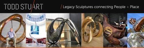 Todd Stuart - Public Sculptures and Public Art