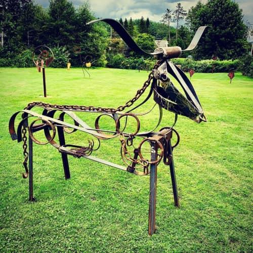Gerald K Stoner - Public Sculptures and Public Art