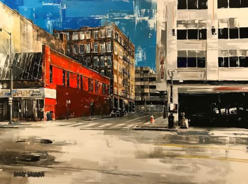 Ashley Sullivan - Paintings and Art