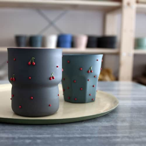 The Selsius Fine Porcelain Tableware - Cups and Tableware