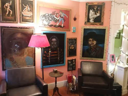 Gil Corral Art - Paintings and Art