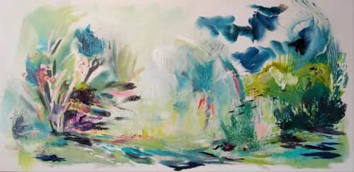 Crysta Luke - Paintings and Murals