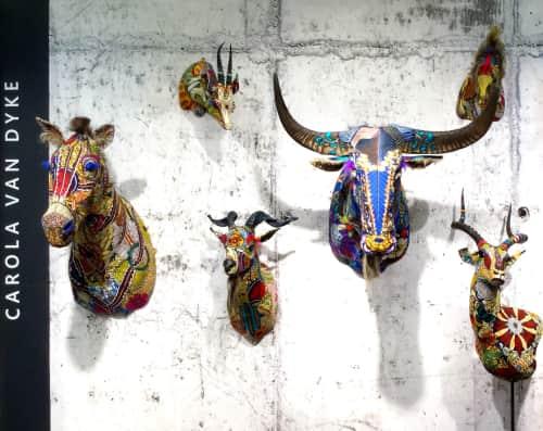 Carola Van Dyke Studio - Art and Rugs & Textiles