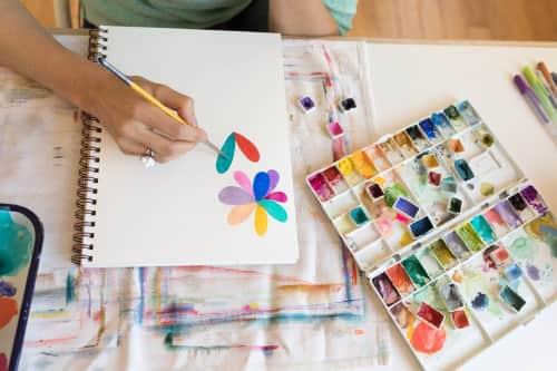 Cassandra Ott - Murals and Art