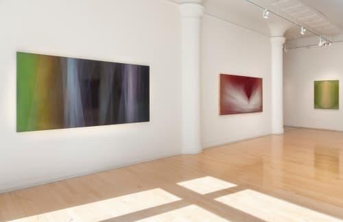 Bernadette Jiyong Frank - Paintings and Public Art