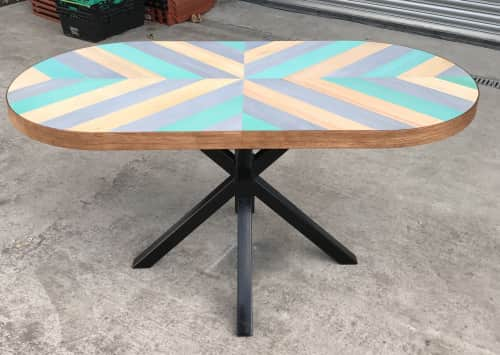 Wood And Broome Design - Tables and Furniture