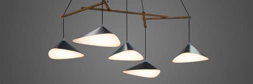Daniel Becker Studio - Chandeliers and Lighting
