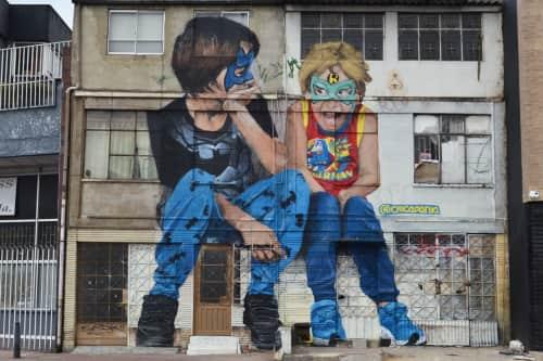 Chicadania - Murals and Art