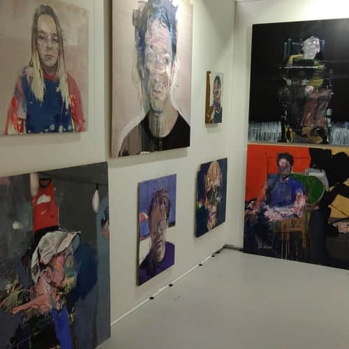 Christos Tsimaris - Paintings and Art