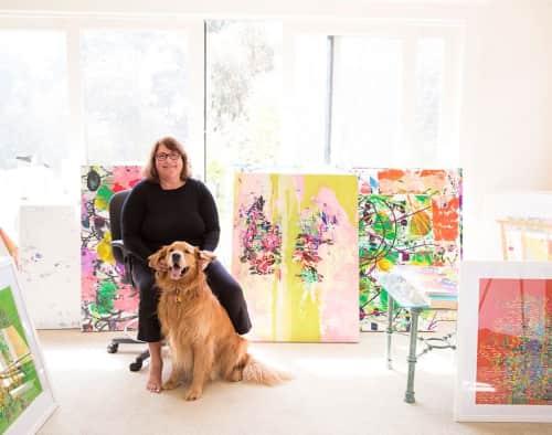 Karen Olsen-Dunn - Paintings and Art