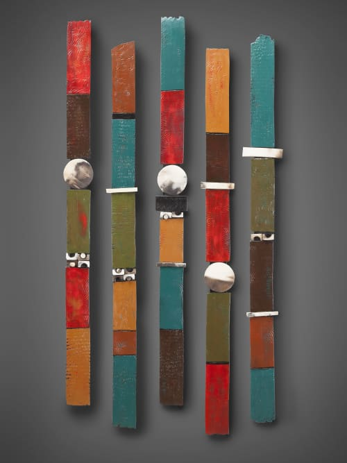Rhonda Cearlock - Sculptures and Wall Hangings