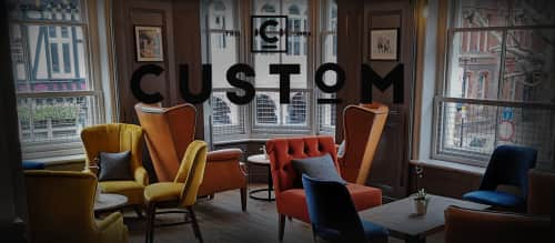 Custom Furniture & Interiors - Benches & Ottomans and Furniture