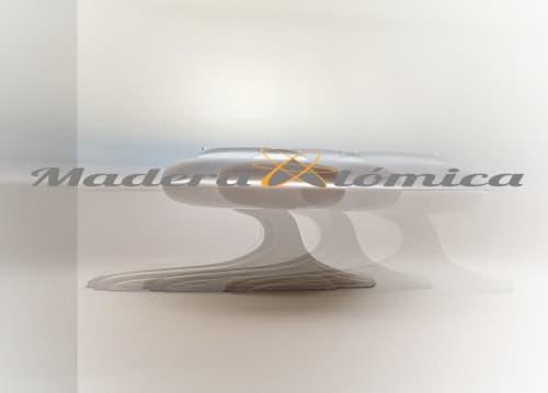 Madera Atomica - Lamps and Furniture