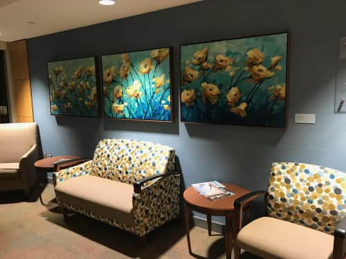 Jill Van Sickle Fine Art Paintings - Paintings and Art