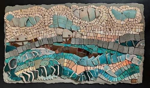 Beth Klingher - Public Sculptures and Public Mosaics
